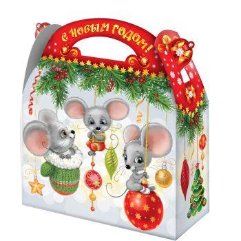 Новогодний подарок Мышки малышки Калининград