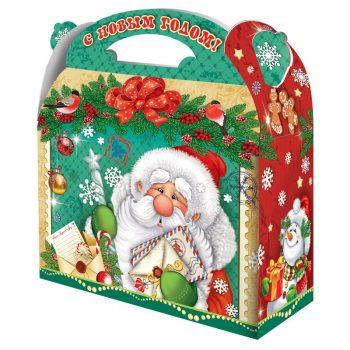 Новогодний подарок Ретро морозик Калининград
